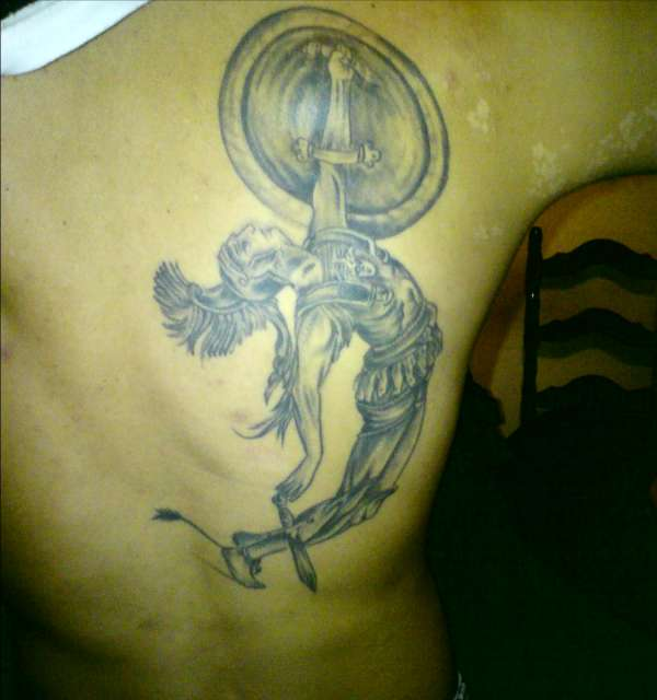 My Tattoo Designs: Ancient Greek Tattoos
