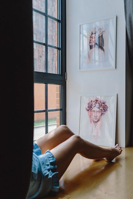 galeria obrazów nowoczesnych