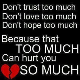 Dont Trust Quotes Wallpapers Lovely Wallpapers And Quotes Interesting Quotes