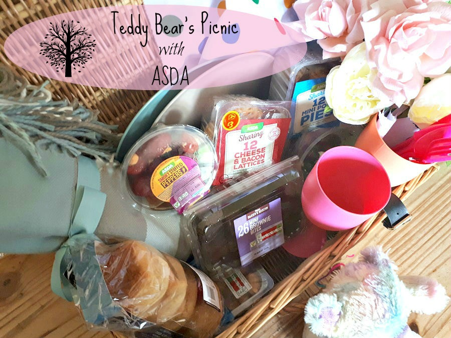 Teddy Bears' Picnic with Asda, The Style Guide Blog, What to do with Kids in Summer