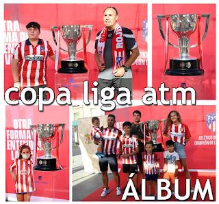 FOTOS Copa Liga Atlético Madrid Aranjuez