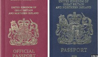 Le Royaume-Uni efface déjà la mention «Union européenne» sur ses passeports