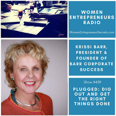 Krissi Barr podcast