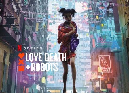 Download Love, Death & Robots Season 1 Dual Audio [Hindi+English] 720p + 1080p WEB-DL ESub