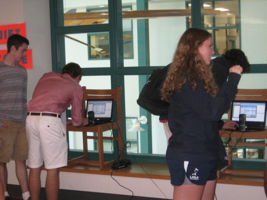 Behind the Scenes: What's Happening in the ELHS Classroom