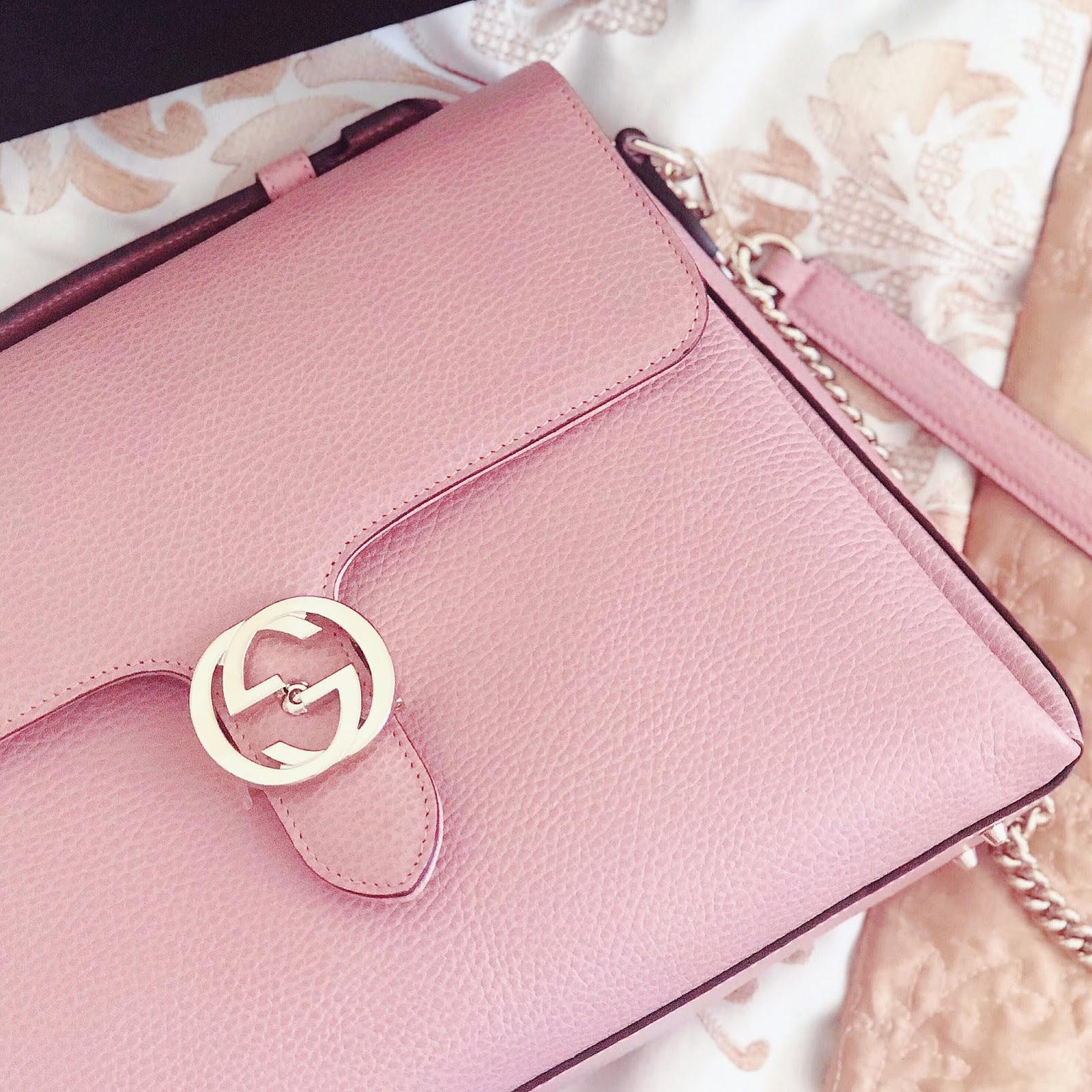 My Big Pink Gucci Haul www.ourdubailife.com