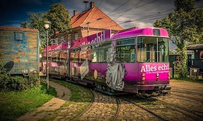 تجربة جديدة في فيينا تشرك ركاب الترام و الميترو في نقل الطرود