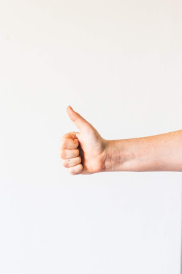 Thumbs up - Photo by Sincerely Media on Unsplash