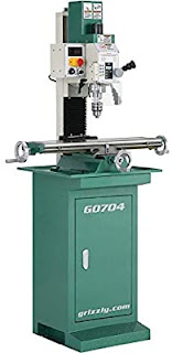 Grizzly G0704 Drill Mill w/ Stand