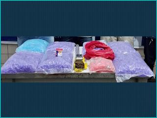 Polícia localiza depósito de drogas em Jequié