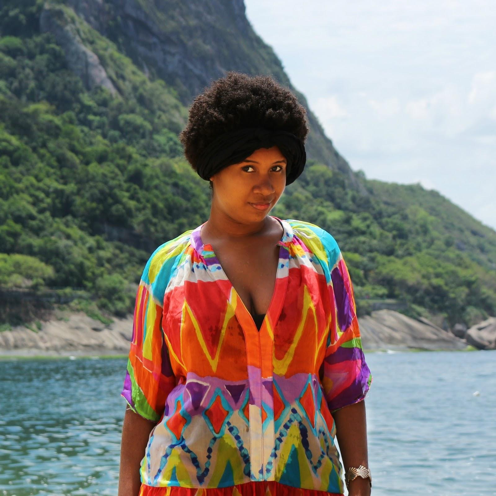 Mulher negra e de todas as cores - Aquela Garota da Foto