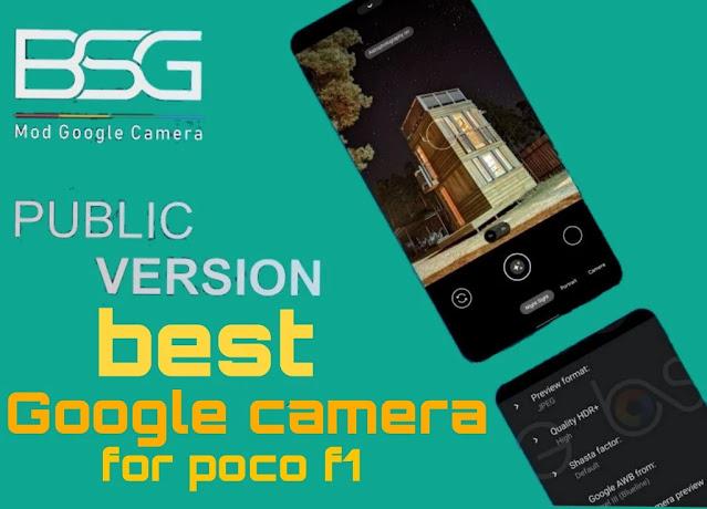 Best Google camera for all models   BSG gcam port