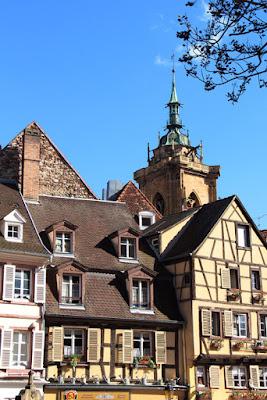 Colmar Fachwerkhäuser