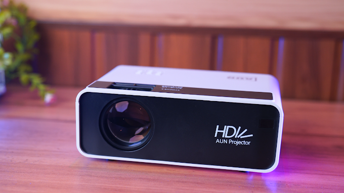 AUN D60 Projector Review   Best Budget Projector In India 2021   Under 10k
