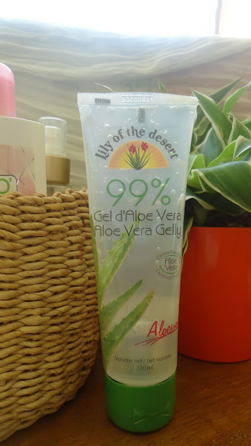 gel d'aloe vera lily of the desert