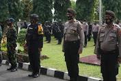 Polres Purbalingga Lepas 245 Personel Bantuan Pengamanan Pilkada 2020