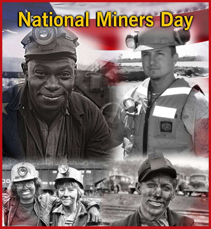 National Miners Day Wishes Awesome Picture