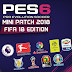 PES 6 Mini Patch FIFA 18 Edition Season 2017/2018 PC