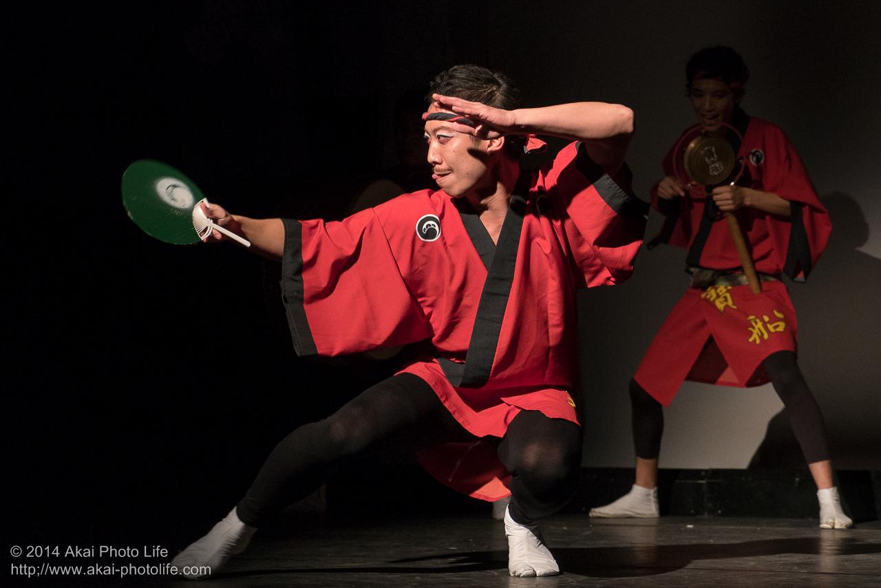 創作舞踊集団 寶船 20周年記念公演 純粋な意図2014 秋幡 浩司