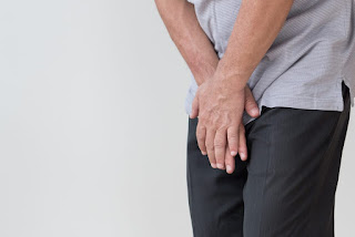 Mengatasi alat vital sakit ketika ereksi - tegang