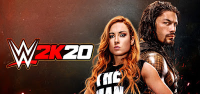 WWE 2K20 PPSSPP Android Apk + OBB Mod Download PSP