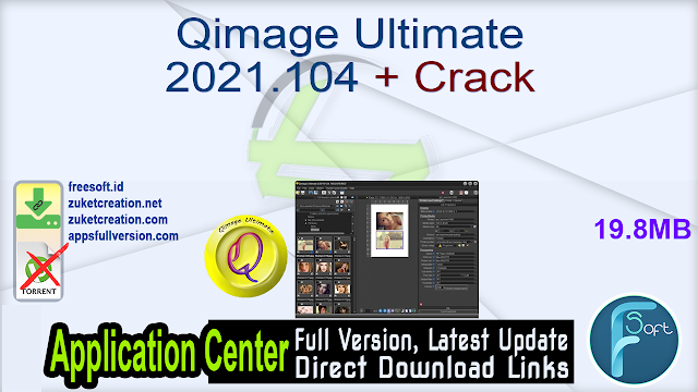 Qimage Ultimate 2021.104 + Crack
