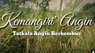 Lirik Lagu Toraja Kemangiri' tu Angin (David Kallo)