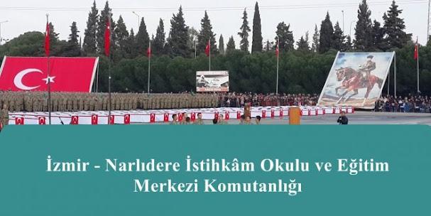 İzmir Narlıdere İstihkam Okulu Komutanlığı nerede? adresi, yol tarifi..