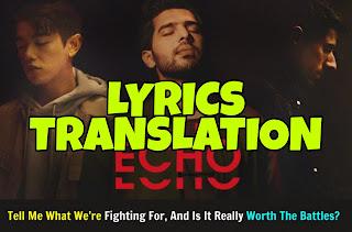 Echo Lyrics Meaning/Translation in Hindi – Armaan Malik | Kshmr