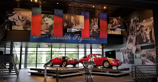 Revs Institute - Beautiful and Rare collection of over 100 significant cars
