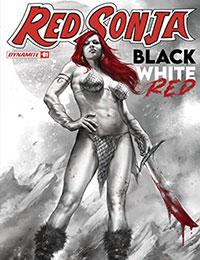 Red Sonja: Black, White, Red