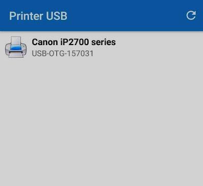 NokoPrint Printer Canon iP2700 Series