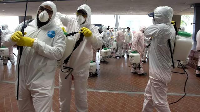 712 muertes por coronavirus en México; van 8,772 casos confirmados