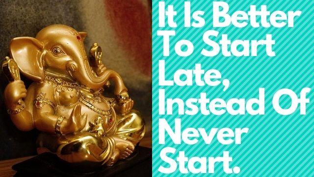 Ganesha-Inspirational-Status