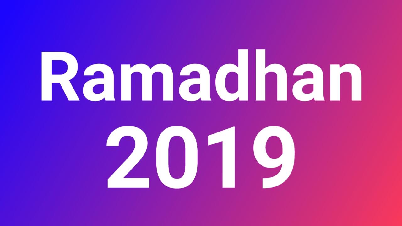 Kata Ucapan Buka Puasa Ramadhan Terbaru 2019