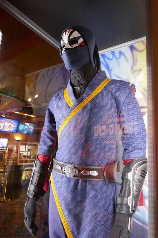 Shang-Chi Death Dealer film costume
