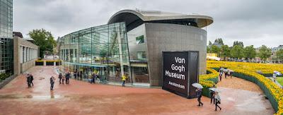 Van Gogh Museum – Amsterdam/Hollanda