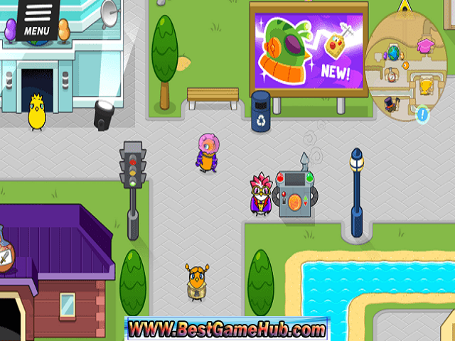 Duck Life Adventure Full Version Steam Games Free Download