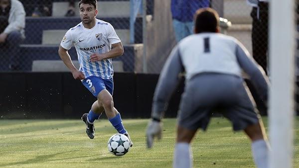 """Javi Jiménez: """"Para mí volver a Málaga es un sueño cumplido"""""""