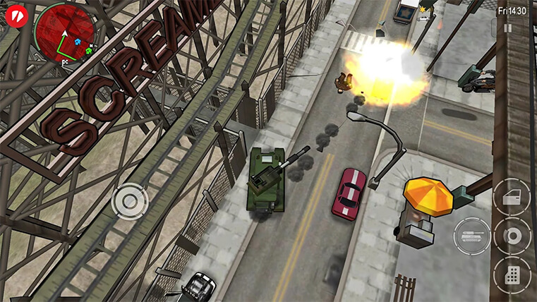 screenshot gta chinatown wars