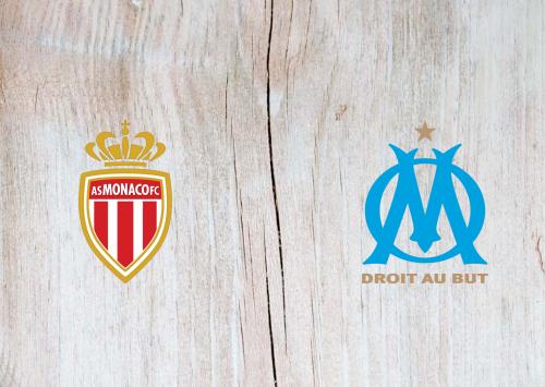 Monaco vs Olympique Marseille -Highlights 23 January 2021