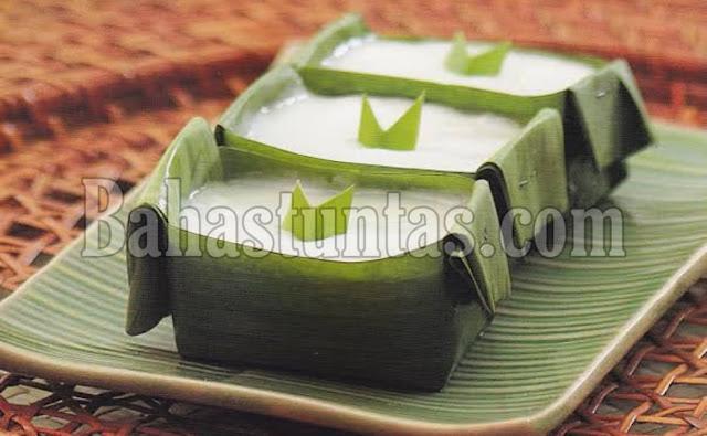 Kue Jojorong dari Banten