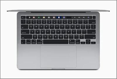 Macbook Pro 13-Inch 2020 - Keyboard