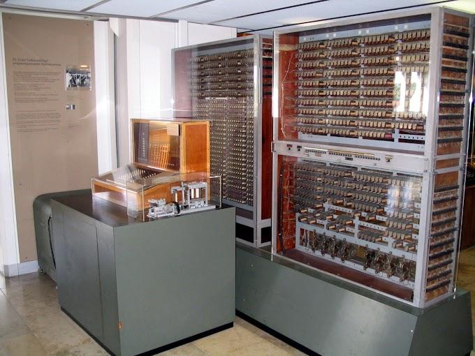 """Reflexión sobre la historia de la informática y mis """"Investigaciones"""""""