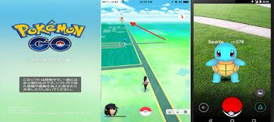 Ingin Main Pokemon GO Di Hp Android, Begini Cara Installnya