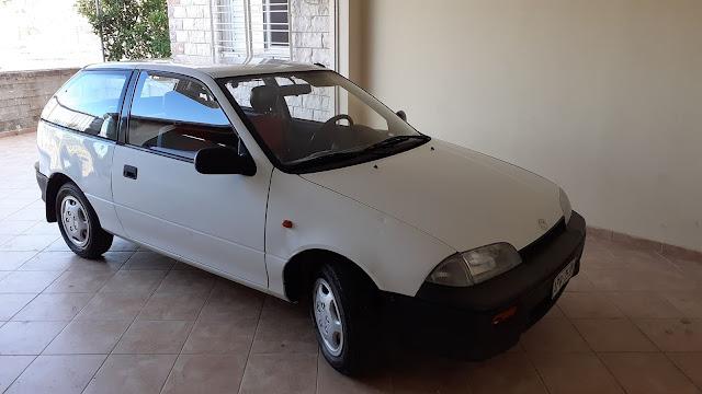 Πωλείται αυτοκίνητο Suzuki Swift  ΄93