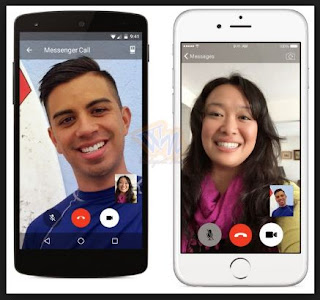 fitur video call facebook terbaru