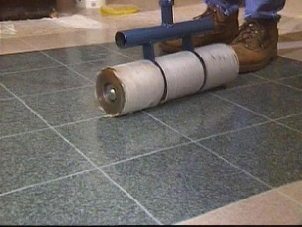 Zelf eenvoudig vinyl vloerbedekking leggen