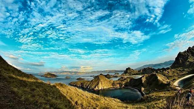 Cara Menuju Pulau Padar