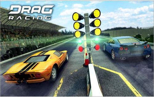 game android drag racing